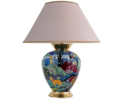 Lampe Cyclade PM (Jardin d'Eden)