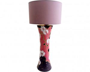 Lampe Haute Evasée GM (Orchidées Recoloré)