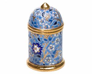 Boîte à Bougie P.M. (Héritage) Bleu