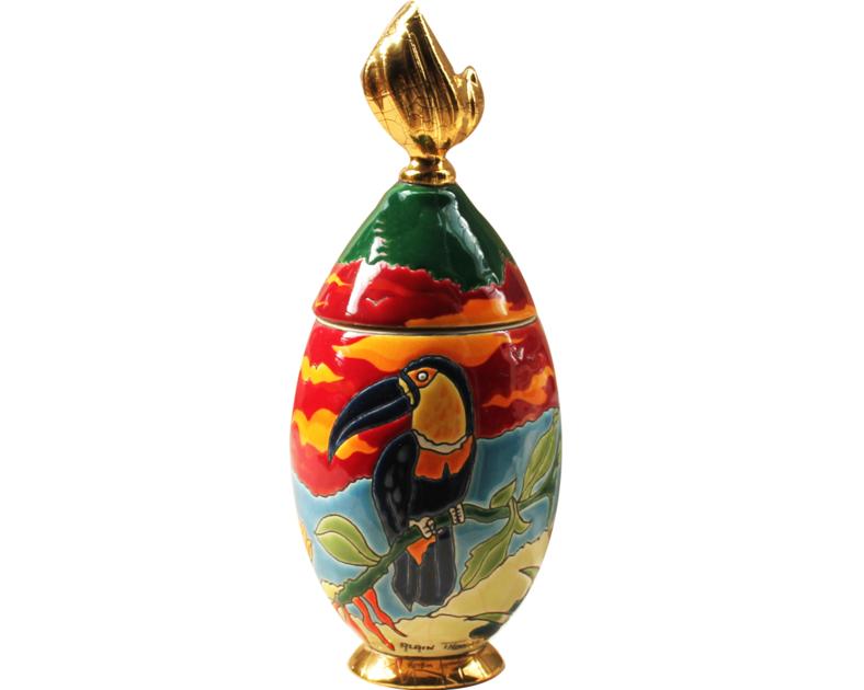 Boîte Grenade (Toucans)