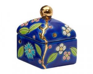 Boîte Minaret (Fleur Bleue)