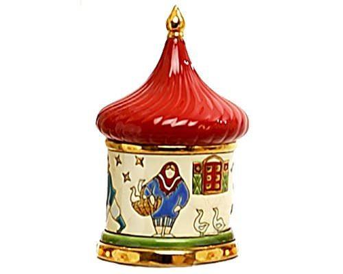 Boîte Russe Kiosque P.M. (Petrouchka)