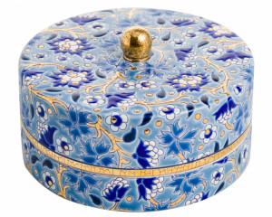 Boîte à Caviar GM (Héritage) Bleu