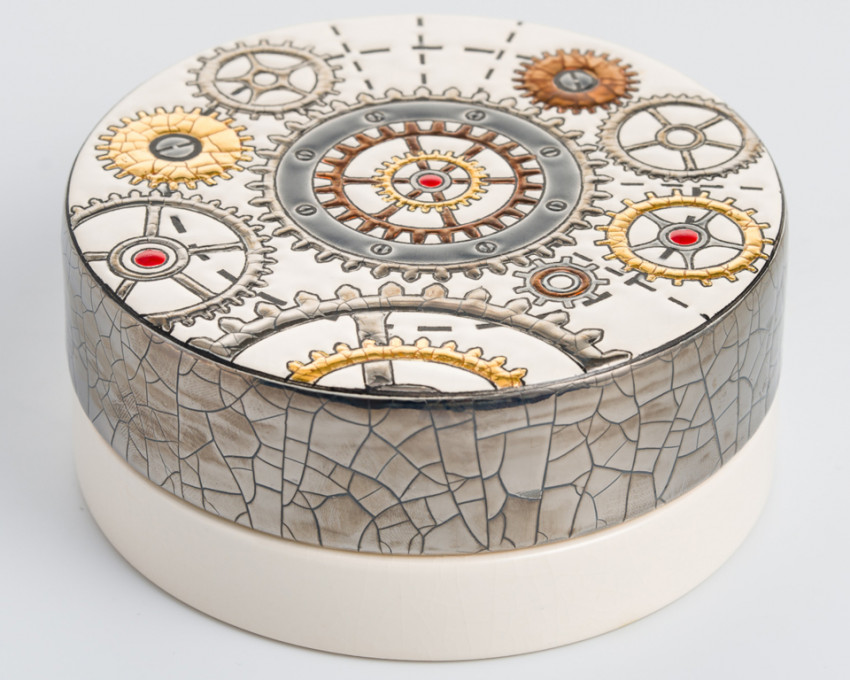 Boîte à Caviar Std (Engrenage)