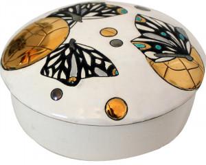 Boîte Coupole (Mrs Butterfly)