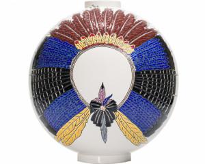 Boule Coloniale Astro (Indians)