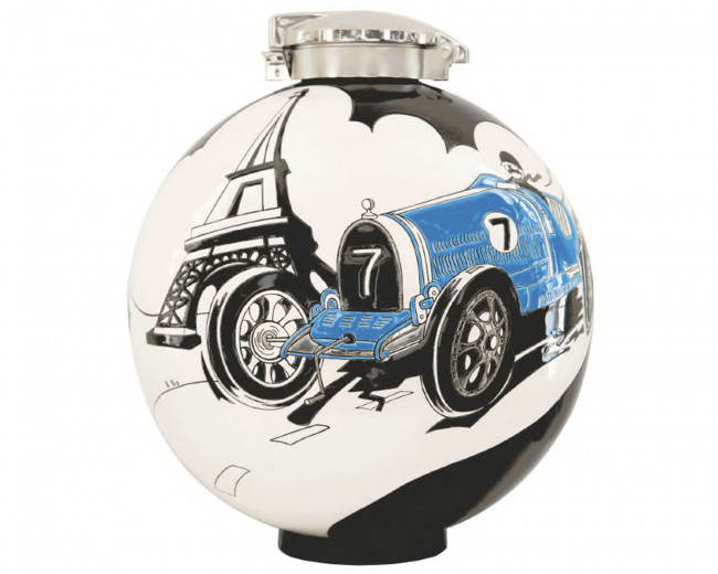 Boule Colo Astro - Bleu Vitesse (Legendary Cars)