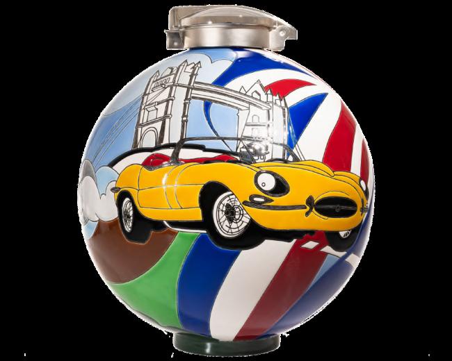 Boule Colo Astro - English Beauty (Legendary Cars)
