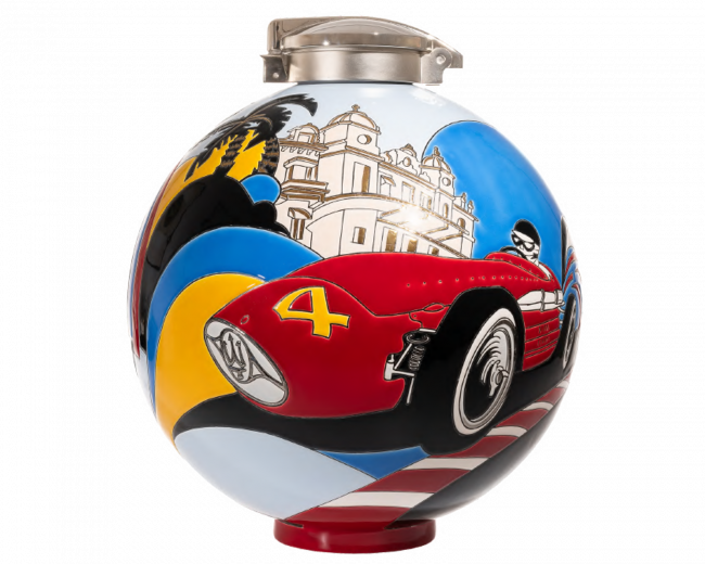 Boule Colo Astro - Trident (Legendary Cars)
