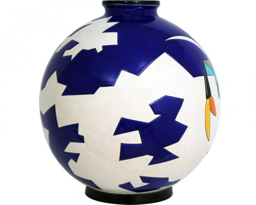 Boule Coloniale (Zodiac) - Curetti Private Collection - «Cancer»