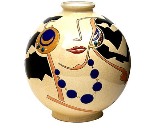 Boule Coloniale (Femme au Collier)