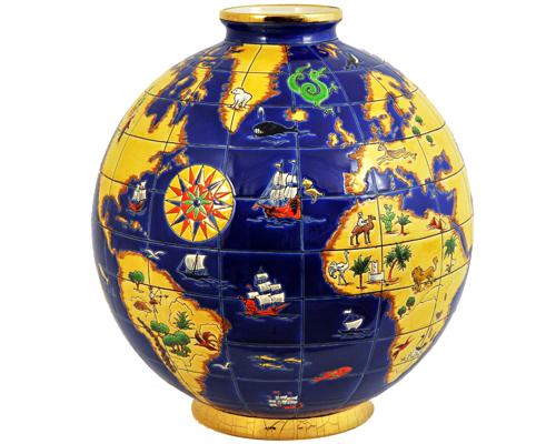 Boule Coloniale (Mappemonde)