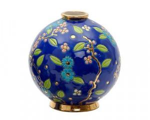 Boule Midi (Fleur Bleue)