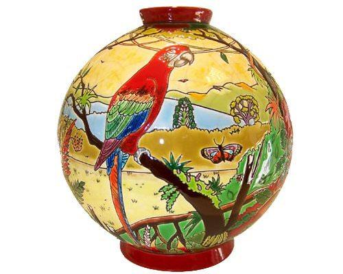 Boule Midi (Oiseaux d'Amérique)