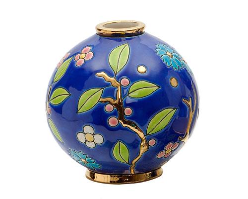 Boule Minuit (Fleur Bleue)