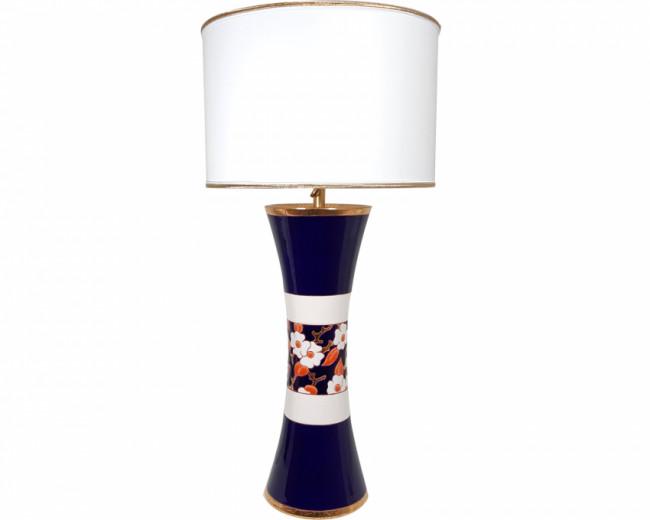 Lampe Haute Evasée (Maxi Blue)
