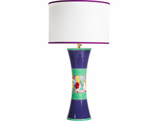 Lampe Haute Evasée PM (Tutti Frutti)