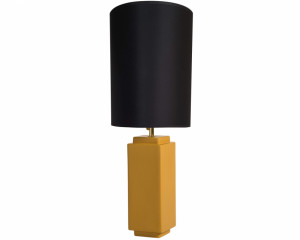 Lampe Bougeoir Carrée Unie