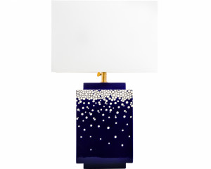 Lampe Carrée (Darksnow)
