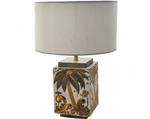 Lampe Carrée (Rêve de Jungle)