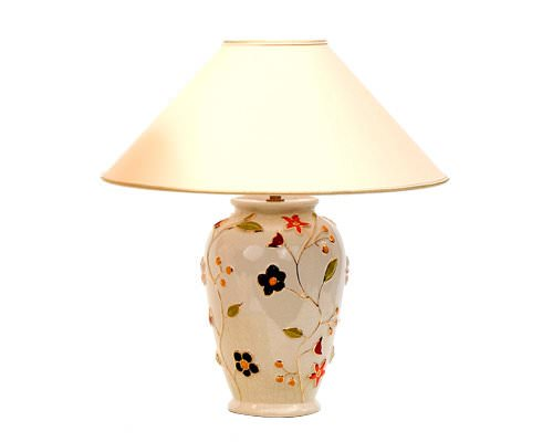 Lampe Standard (Floral)