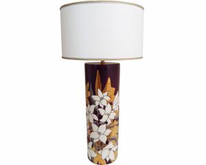 Lampe Colonne Mini (A l'Ombre des Fleurs)