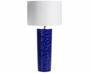 Lampe Colonne Mini D5675 - Bleu Filet (Tradition)