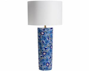 Lampe Colonne Mini D5670 - Bleu (Héritage)