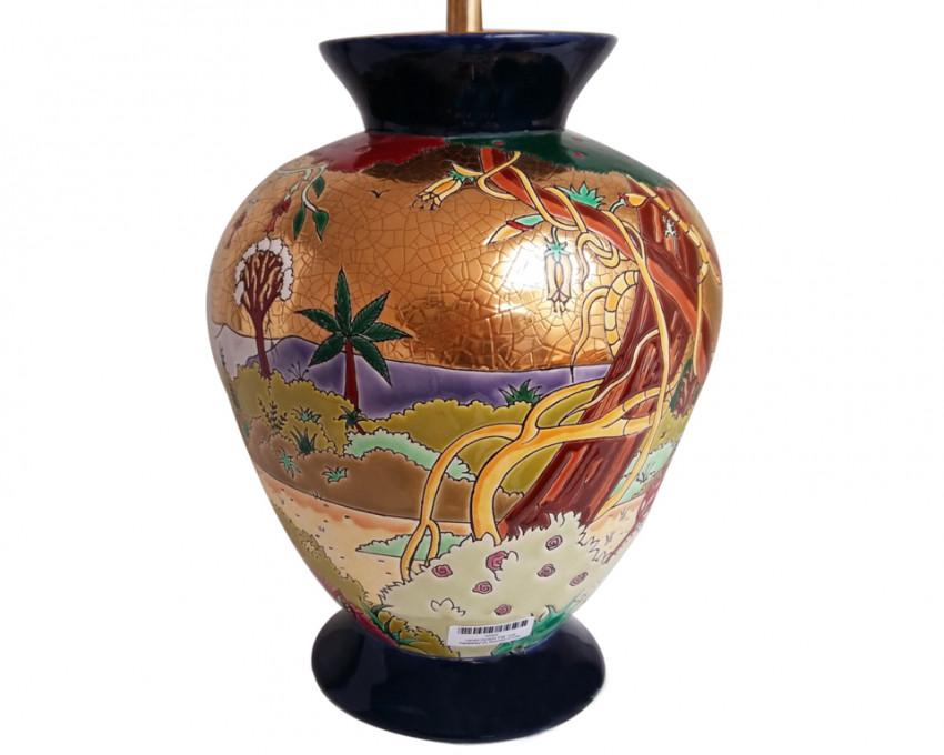Lampe Cyclade GM (Les Panthères)