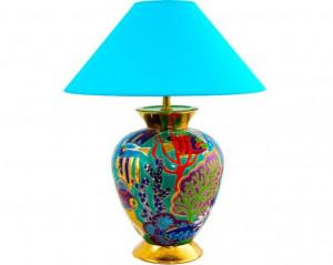 Lampe Cyclade PM (Aqua Tropicale)