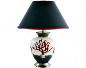 Lampe Cyclade PM (Corail)
