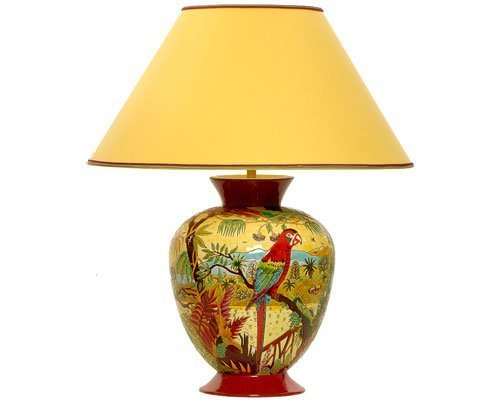 Lampe Cyclade GM (Oiseaux d'Amérique)