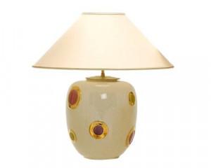 Lampe Ronde Standard (Bulles Décorées)