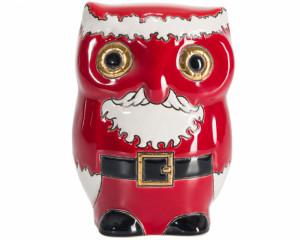 Chouette Père Noël (Animaux)
