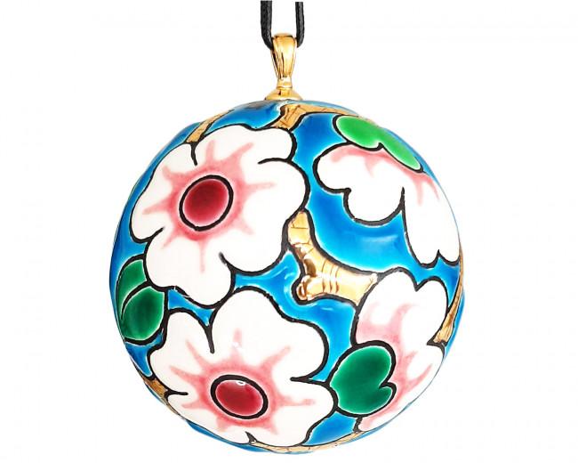Boule de Noël PM (Blossom)