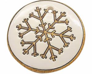 Flocon (Décoration Noël)