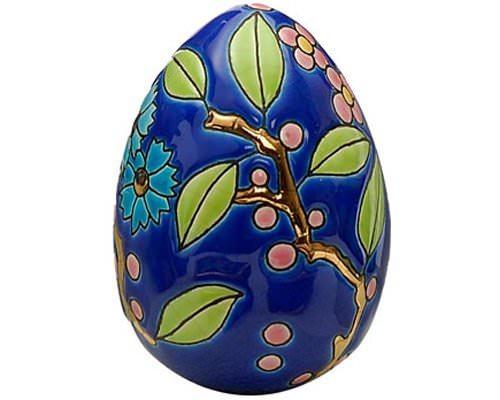 Oeuf Taille 1 (Fleur Bleue)