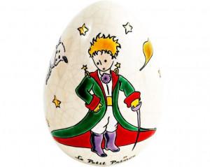 Oeuf Taille 2 (Le Petit Prince et le Renard)  © Petit Prince™