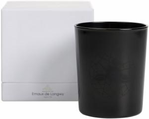 Bougie Blossom Noir Brillant - Tubéreuse