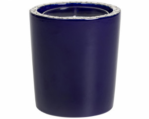 Pot à Bougie + Bougie (Darksnow)