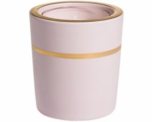 Pot à Bougie + Bougie (Line)