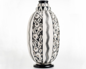 Grand Vase Duchesse Charlotte (Art déco)