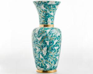 Vase à Col P.M. (Héritage) Vert