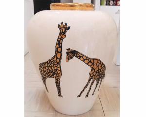 Grande Jarre (Girafes)