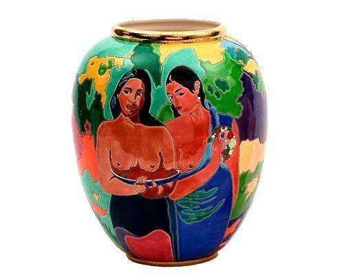 Grand Vase (Marquises Gauguin)