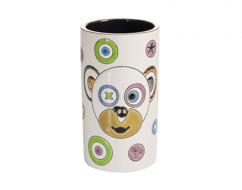 Vase Cornet 17 cm (Funny Monkey)