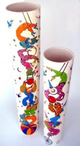 Vase Colonne original Standard (Acrobates)