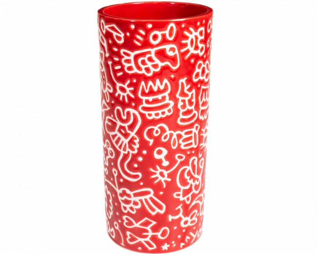 Vase Cornet H 14 cm (Kiss)