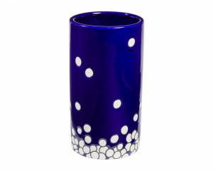 Vase Cornet H 17 cm (Darksnow)