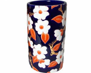 Vase Cornet H 17 cm (Maxi Blue)
